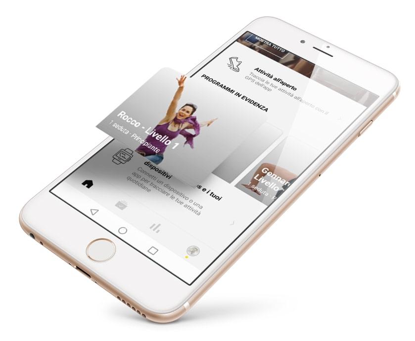 Gora Wellness Premium Fittness Club Cesa scarica l'app mywellness