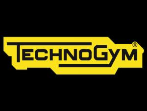 Logo TechnoGym - giallo